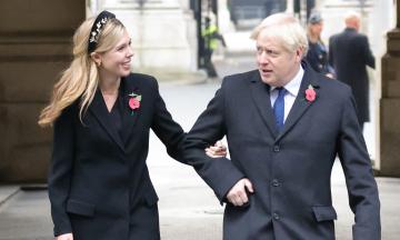 Прем'єр Британії Джонсон таємно одружився