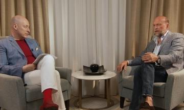 Колишній друг Путіна Сергій Пугачов дав п'ятигодинне інтерв'ю Дмитру Гордону. АААА! Та хто взагалі п'ять годин дивитиметься? Ми. Ось головне у двох абзацах