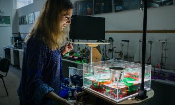 «Нас всех спасет критическое мышление». Доктор физмат наук Екатерина Терлецкая исследует внутренние волны и мотивирует школьников учить математику — интервью «Бабеля»