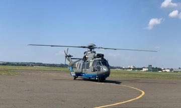 Airbus Helicopters передала Нацгвардии четвертый вертолет Н-225 Super Puma