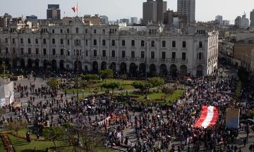 У Перу у відставку пішов тимчасовий президент. Конгрес не зміг обрати нового очільника держави