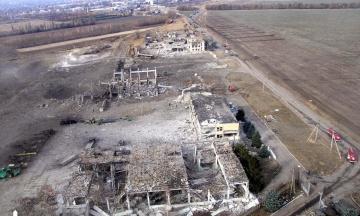 ГБР завершило расследование взрывов на военных складах в Сватово