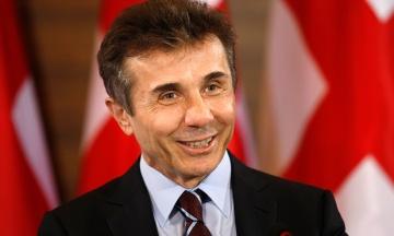 Глава правлячої партії Грузії і суперник Саакашвілі заявив, що йде з політики. Це вже вдруге