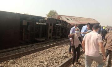 В Єгипті знову сталася аварія з потягом. Загинули понад 30 людей