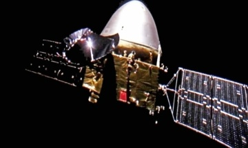 Китайський зонд здійснив успішну посадку на Марс