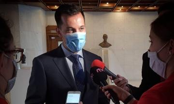 Віцеспікер парламенту Словаччини подав у відставку через порушення комендантської години