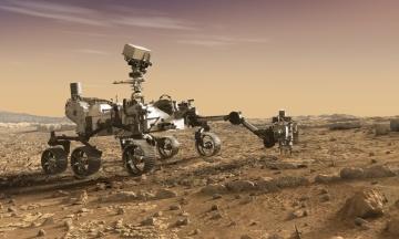 Марсоход Perseverance впервые добыл кислород из атмосферы Красной планеты