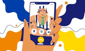 Фейковые письма от МВД и налоговой, помощь ФОПам и онлайн-лотереи. Вы готовы к встрече с мошенниками? Тест «Бабеля» и Visa о цифровой безопасности