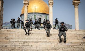 Instagram приняла мечеть Аль-Акса в Иерусалиме за террористическую организацию