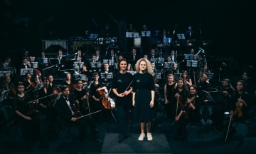 У Відні Молодіжний симфонічний оркестр України переміг на міжнародному фестивалі