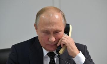 Путін поговорив з Ердоганом напередодні його зустрічі з Зеленським. Зокрема, спілкувалися про Донбас і Мінські угоди