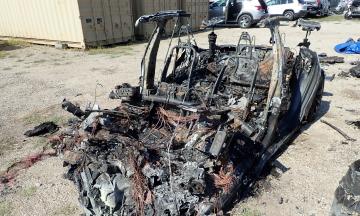 Американський регулятор підтвердив, що автопілот Tesla непричетний до резонансної аварії в Техасі
