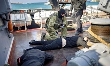 Российскому комбригу объявлено о подозрении в захвате украинского корвета «Хмельницкий»
