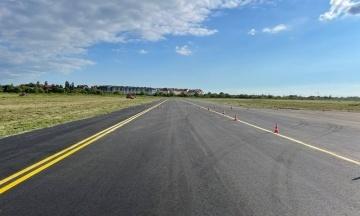 На Закарпатті відновили аеропорт «Ужгород». Перший рейс він прийме 2 червня