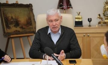 Терехов чекає запиту від Ради на документи для призначення виборів у Харкові