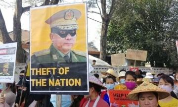 Европейский Союз продлил на год санкции против Мьянмы