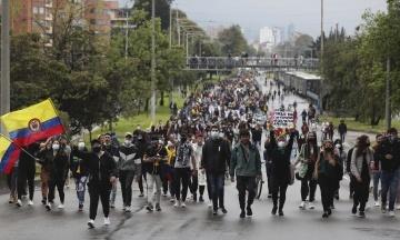 В Колумбии продолжаются протесты против налоговой реформы. Почти 20 человек погибли, еще 800 получили ранения