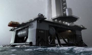 SpaceX купила дві нафтові вишки та почала перетворювати їх на плавучі космодроми