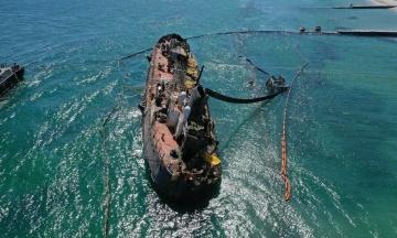 Евакуація танкера Delfi обійшлась у 14 млн грн — платила приватна компанія