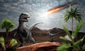 Ученые подтвердили теорию вымирания динозавров в результате удара гигантского астероида. Им в этом помогла космическая пыль