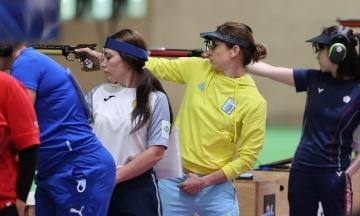 Украинка на Олимпиаде в Токио заняла четвертое место в пулевой стрельбе. У России первое золото