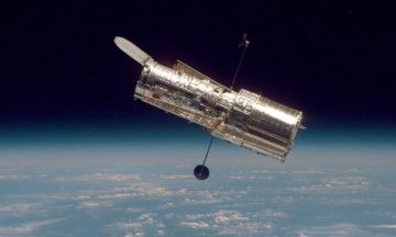 NASA успішно відновило роботу космічного телескопу Hubble. Він не працював із середини червня