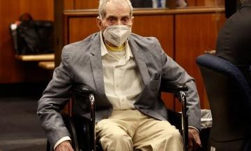 У США магната Роберта Дерста визнали винним у вбивстві 21-річної давнини. Йому загрожує довічне ув'язнення
