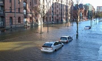Наводнение в Германии: SpaceX предоставила бесплатный доступ к спутниковому интернету Starlink пострадавшим районам