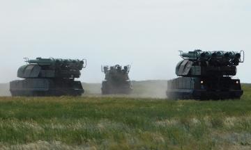 Украинские «Буки» на админгранице с Крымом тренировались уничтожать авиацию