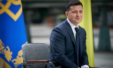 Зеленський виступає за залучення США до перемовин щодо Донбасу. Паралельно хоче вести прямі переговори з Росією