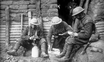 У Канаді в чоловіка виявили окопну лихоманку. На неї хворіли у траншеях Першої світової війни