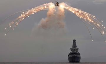 В Черное море вошли британский и нидерландский боевые корабли