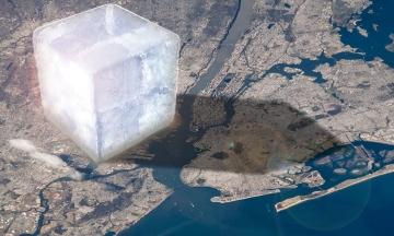 За последние десятилетия таяние ледников ускорилось на 57% — они потеряли 28 триллионов тонн массы