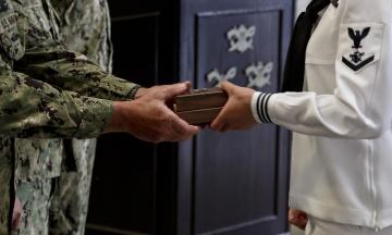 У США жінка вперше вступила до лав спецназу Військово-морських сил