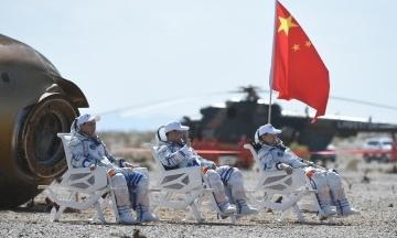Китай успішно завершив першу пілотовану місію