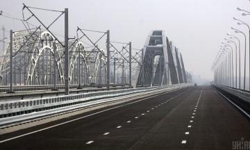 Укравтодор та «Укрзалізниця» підписали меморандум про Дарницький міст у Києві. Будівництво мають завершити до кінця року