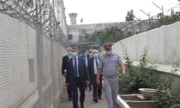 Прокуратура требует от Минюста закрыть Херсонское СИЗО. Комплекс находится в аварийном состоянии