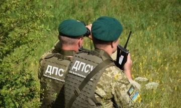 На границе с Россией неизвестные напали на украинских пограничников и отобрали их оружие