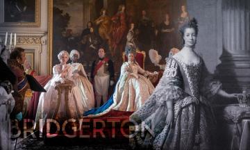 На Netflix вийшов історичний серіал «Бріджертони» про Англію XIX століття. У ньому королева Шарлотта — темношкіра. Чи могло так бути насправді? Так (але це не точно)