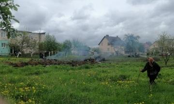 У Білорусі в житловому районі розбився військовий літак Як-130. Загинули два пілоти