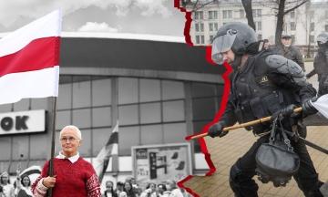 Беларусская пенсионерка Нина Багинская выходит на митинги больше 30 лет. Она стала живым символом протеста и больше не боится ОМОНа — вот ее история