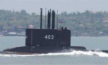 США направят авиацию на поиски пропавшей индонезийской подлодки. У ее экипажа уже заканчивается воздух