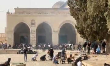 В Єрусалимі поновилися сутички, поранені понад 300 людей. Рада безпеки ООН скликала екстрене засідання