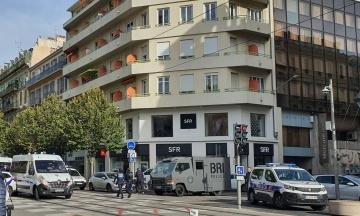 У Ліоні затримали афганця з ножем, а в передмісті Парижу чоловік намагався атакувати парафіян церкви