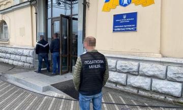 Фискальная служба обыскала «Киевпасстранс» из-за возможного уклонения от налогов и присвоения средств на ремонт трамвайной линии