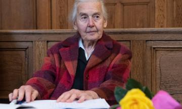 У Берліні 92-річну жінку повторно засудили до ув'язнення за заперечення Голокосту