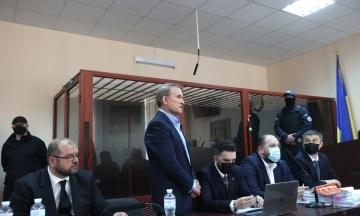 «Уверена в своих действиях». Венедиктова заявила, что обжалует меру пресечения Медведчуку