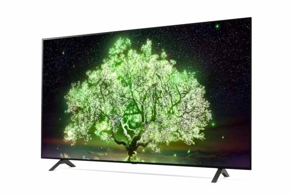 LG OLED 4K серії A1