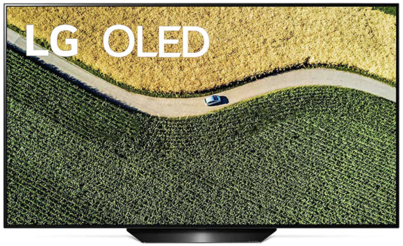 OLED телевізори LG