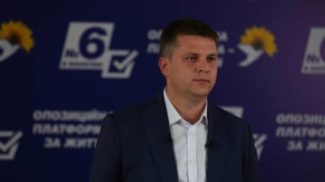 Депутат міськради Харкова від ОПзЖ назвав Майдан «держпереворотом» і не захотів говорити українською. Його виштовхали з трибуни